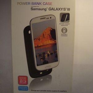 Bytech Power Bank Case for Samsung Galaxy S III